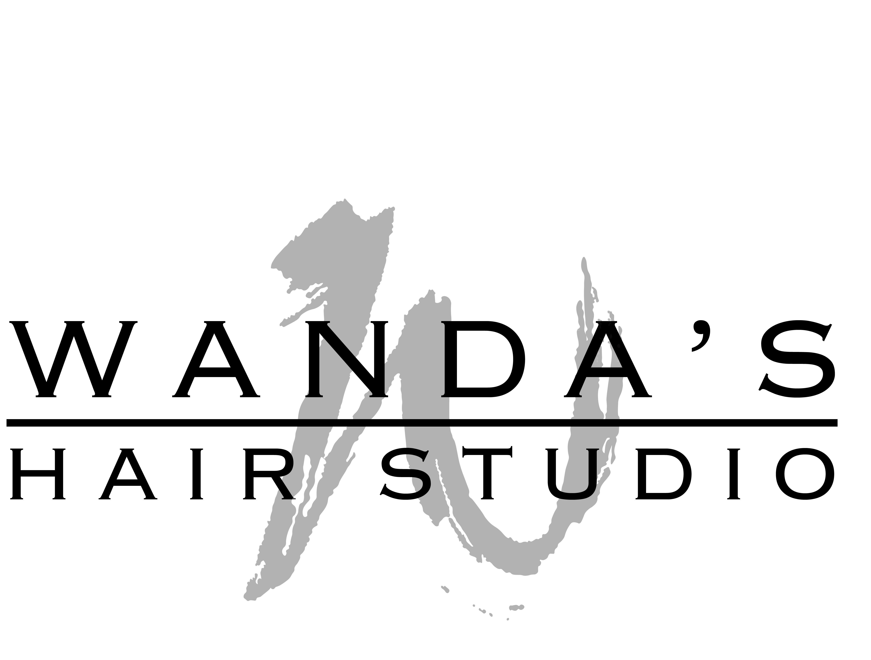 Wanda's Hair Studio Logo